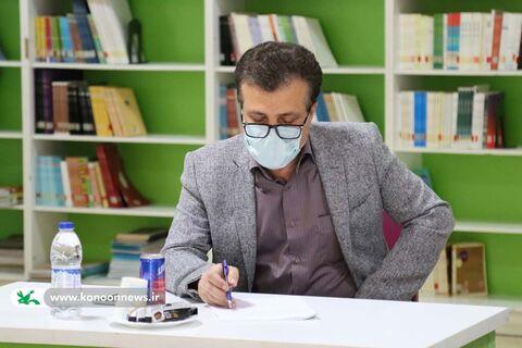 نخستین جلسه شورای فرهنگی کانون پرورش فکری مازندران