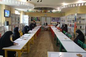 اولین جلسه شورای فرهنگی سال ۱۴۰۰ کانون پرورش فکری آذربایجان غربی برگزار شد