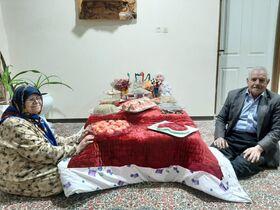 آثار برگزیدگان مهرواره عکاسی منطقهی چهار کانون کشور با عنوان «من، یلدا و کرونا» در سیستان و بلوچستان