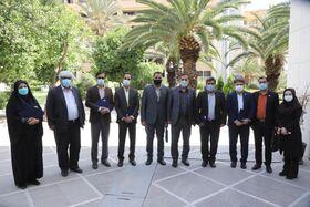 حکم کارشناس روابطعمومی کانون فارس اهدا شد