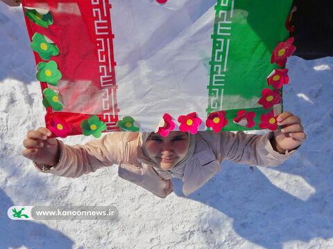 منتخبان  پویش عکاسی قاب انقلاب - فاطمه سرو جمعه کانون سنقر
