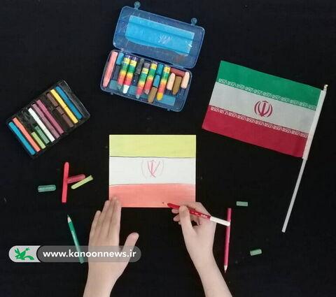منتخبان  پویش عکاسی قاب انقلاب - محمد حسین حمیدی مرکز ۸
