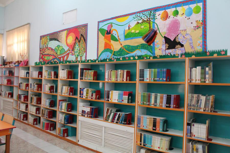 تجهیز فصل بهار کتابخانههای کانون با ۱۳۰هزار جلد کتاب در قالب طرح «تمیم»