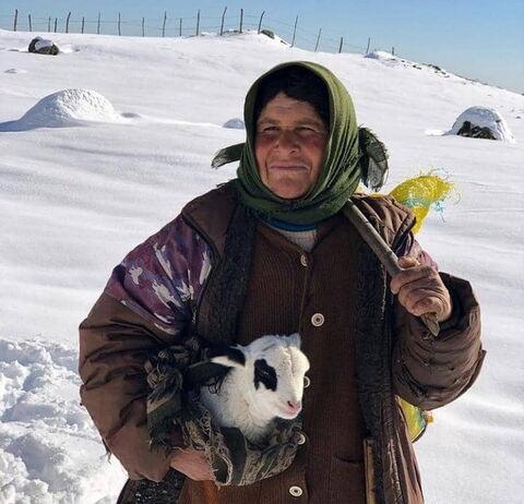 طاها حسیننژاد از آذربایجان غربی برگزیده پنجمین مهرواره عکس فصلِ زمستان کانون