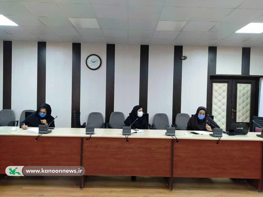 نشست شورای کانون مجازی در مجتمع زاهدان برگزار شد