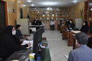 کارگروه مجازی کانون استان اردبیل تشکیل جلسه داد