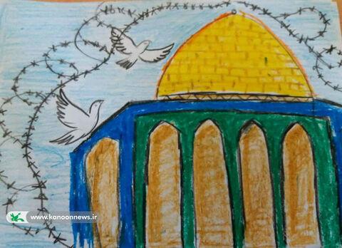 فعالیتهای کانون لرستان به مناسبت روزقدس
