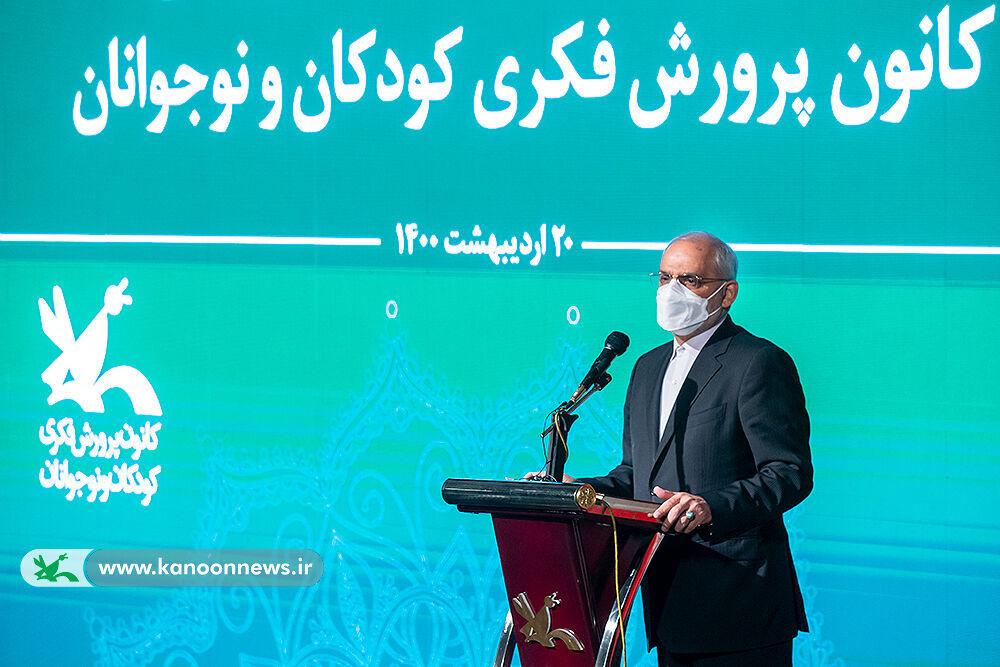 ماموریت کانون شناخت عمیق و نفوذ بیشتر در بین دانشآموزان ایرانی است