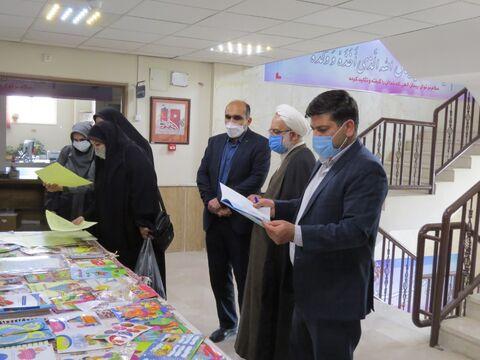 بازدید مدیر کل کانون پرورش فکری استان اصفهان از بنیاد مهدویت