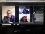 وبینار تخصصی برخط (آنلاین) در زمینه مدیریت مصرف برق با همکاری شرکت برق استان کردستان برگزار گردید