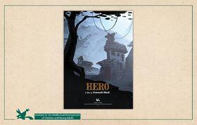 """Hero"", short animation directed by ""Kianoush Abedi"""