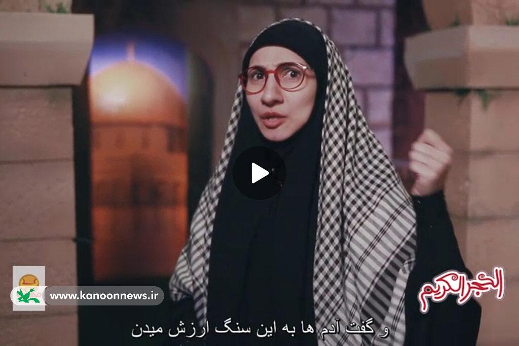 با دعوت کانون استان همدان، قصهگوی لبنانی به پویش «من قصهگو هستم» پیوست
