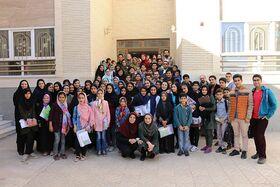 نهمین نشست انجمن شاعران نوجوان سیستان و بلوچستان برگزار شد
