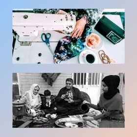 دو عنوان برگزیده مسابقه عکاسی «افطاری ساده ما» به آذربایجان غربی رسید