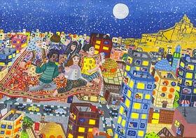 درخشش اعضای کانون در جشنواره جهانی نقاشی کودک کرمان