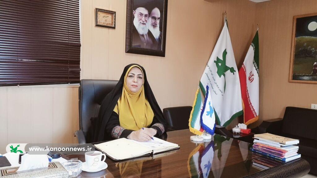 مدیرکل کانون پرورش فکری سیستان و بلوچستان در مرکز سامد پاسخگوی مردم استان خواهد بود