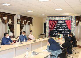 نخستین نشست هماندیشی رابطان انجمن هنرهای نمایشی کانون گلستان