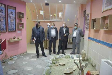 بازدیدهای جداگانه شهردار مرکزی و شهردار منطقه ۱ ارومیه از کانون استان