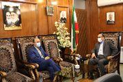 فرماندار بردسیر از دو مرکز فرهنگیهنری کانون بازدید کرد