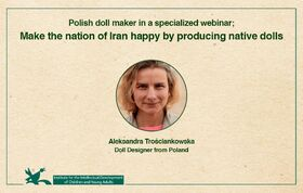 Make the nation of Iran happy by producing native dolls