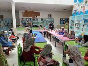برگزاری کارگاهای توجیهی قصهگویی در مراکز کانون فردوس و درمیان