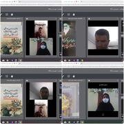 گرامیداشت سالگرد ارتحال امام خمینی(ره) در کانون نهبندان
