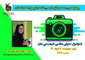 «عکاسی از طبیعت بیجان» موضوع چهاردهمین جلسه انجمن عکاسان نوجوان کانون گلستان