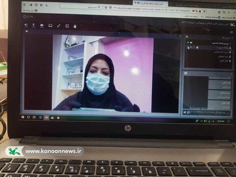کارگاههای تخصصی برخط  بهار ۱۴۰۰ کانون خراسان جنوبی به روایت تصویر