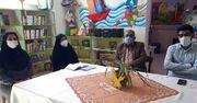 دیدار مدیر کل کانون فارس با مربیان مراکز صفاشهر