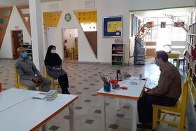 اجرای برنامهی «زمینما، خانهیما» در مرکز فرهنگیهنری شهرستان بهار