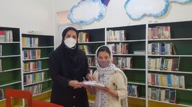 جشن روز دختر در مرکز فرهنگیهنری شهرستان بهار