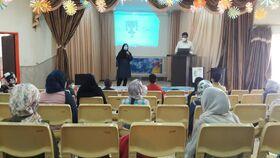 بزرگداشت روز دختر و دهه کرامت در مراکز کانون آذربایجان شرقی
