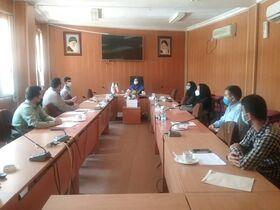 دومین جلسه مربیان کتابخانههای سیار کانون گلستان برگزار شد