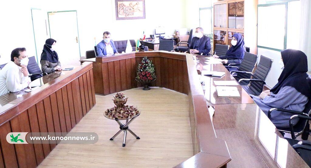 جلسه کمیسیون سلامت کانون فارس برگزار شد