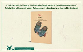 Publishing a Research about Adolescents' Literature in a Journal in Scotland