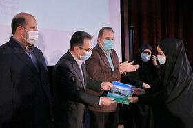 آیین تجلیل از دختران نمونه استان مازندران در کانون پرورش فکری مازندران برگزار شد