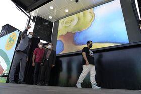 بازدید مدیرعامل از مجتمع کانون در شهرک قدس(غرب) تهران