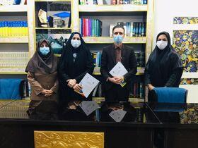 انعقاد تفاهم نامه همکاری با کانون پرورش فکری کودکان و نوجوانان بوشهر و آموزش و پرورش استثنایی