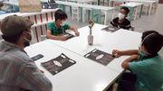 با شروع فصل تابستان مراکز فرهنگی هنری کانون پرورش فکری مازندران با رعایت شیوه نامههای بهداشتی  بازگشایی شدند