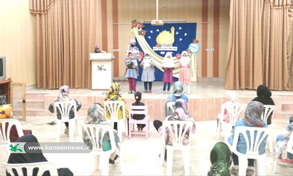 کودکان ونوجوانان بشرویه میلاد امام رضا (ع) را جشن گرفتند