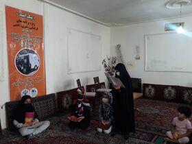 گزارش تصویری آغاز دور جدید فعالیتهای کتابخانه سیار استان البرز