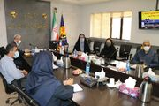 امضای تفاهم نامه همکاری بین کانون پرورش فکری کودکان و نوجوانان کردستان و شرکت توزیع نیروی برق استان