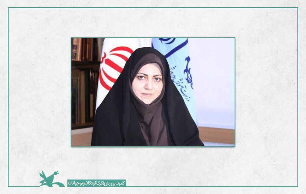 نسرین باباپور سرپرست کانون استان اصفهان شد