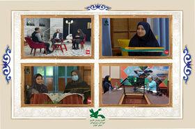 نمایش ظرفیتهای کانون گیلان در شبکه استانی باران