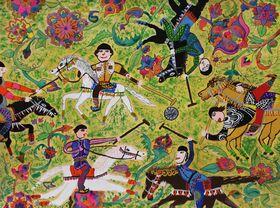 کودکان هنرمند ایرانی در المپیاد هنری آمریکا درخشیدند