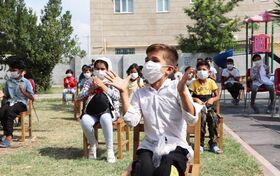 ثبت لحظههای شاد و ماندگار در «پیک امید تابستانه»ی کانون گلستان