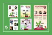 کارشناسان قصه گویی کانون استان تهران فعالان جشنواره قصه گویی