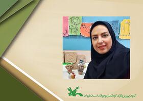 مربی کانون استان قزوین برگزیده ششمین مهرواره فصلی عکس کانون شد