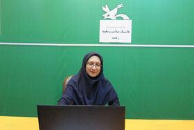 برگزاری وبینار آموزشی مدیریت مصرف پلاستیک برای کارکنان کانون استان قزوین