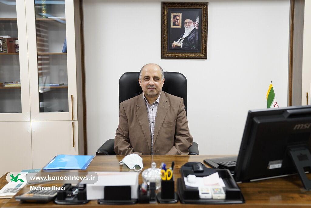 محمود مروج معاون فرهنگی کانون پرورش فکری شد